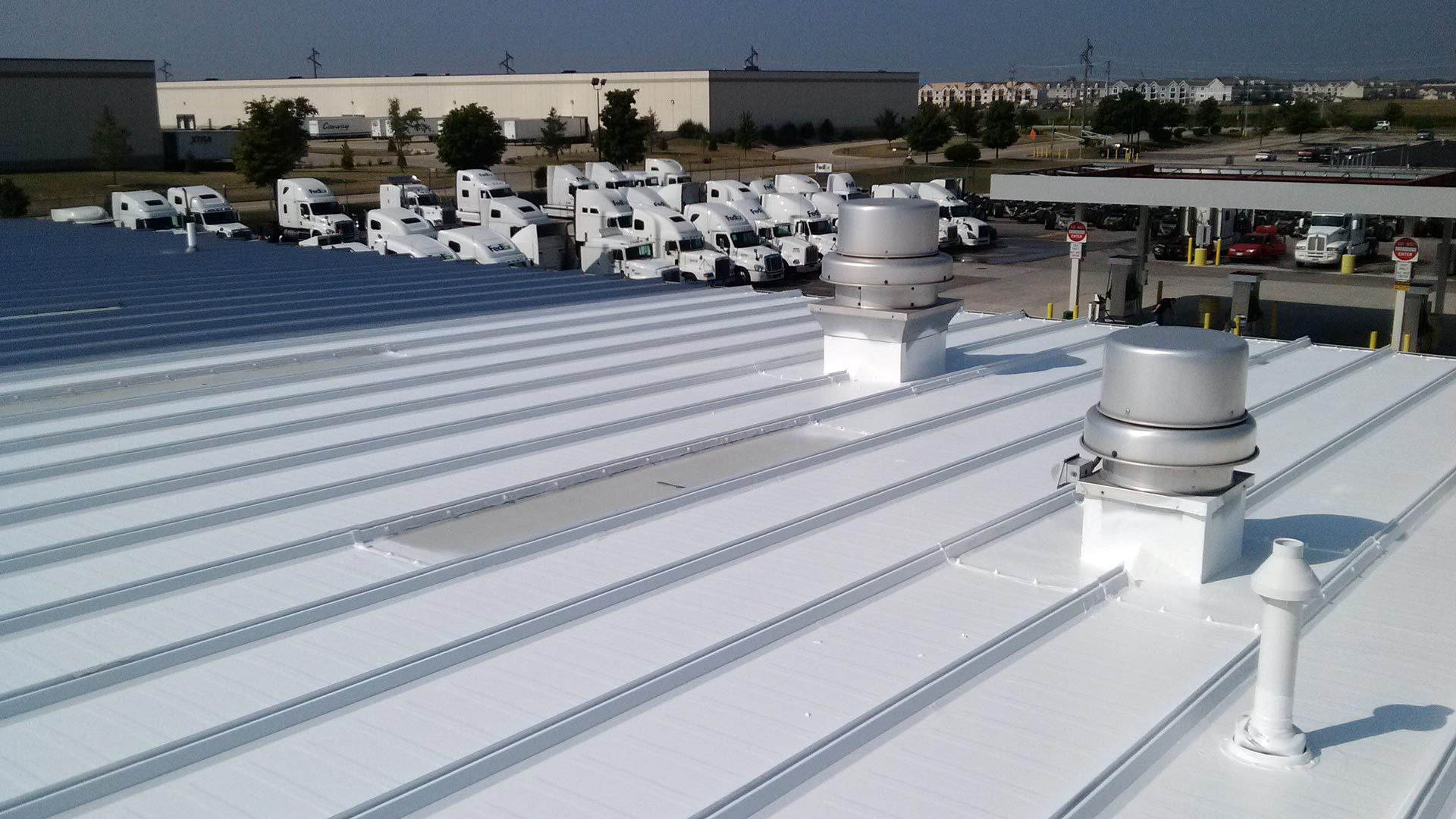Metal Roofing Contractors in Jackson Michigan